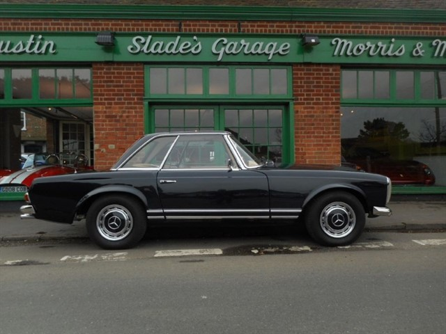 used Mercedes 230  SL Pagoda Manual in penn-buckinghamshire