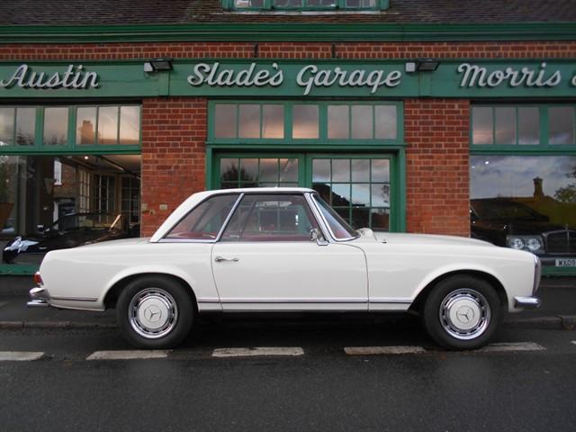 used Mercedes 280SL Pagoda Automatic in penn-buckinghamshire