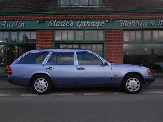 used Mercedes 300 TE 24V 1 Owner 65,844 miles FSH in penn-buckinghamshire