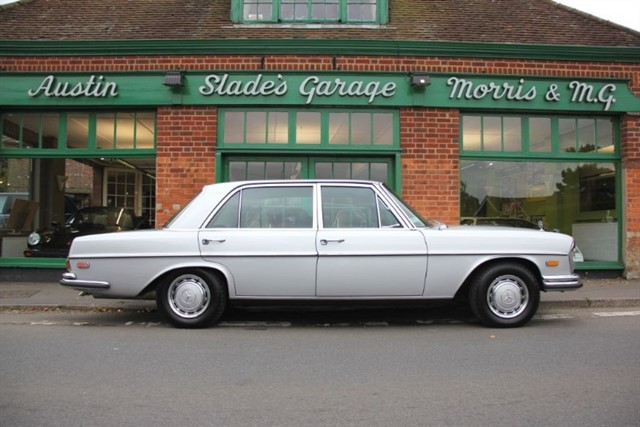 used Mercedes 300 SEL 6.3 V8 LHD in penn-buckinghamshire