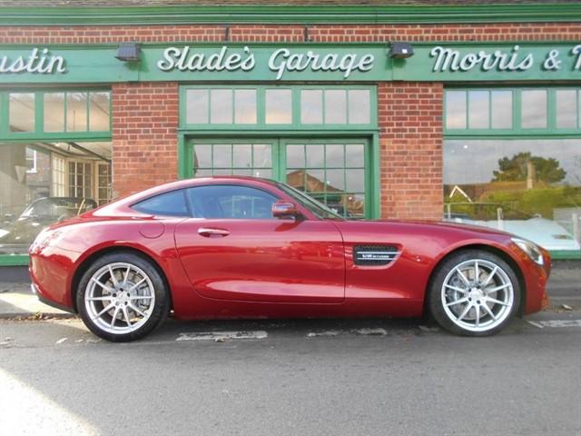 used Mercedes AMG GT GT AMG GT Premium in penn-buckinghamshire