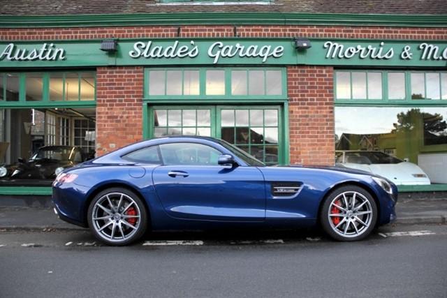 used Mercedes AMG GT AMG GT S Premium in penn-buckinghamshire