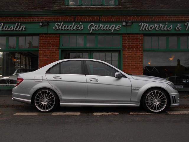 used Mercedes C63 AMG AMG in penn-buckinghamshire