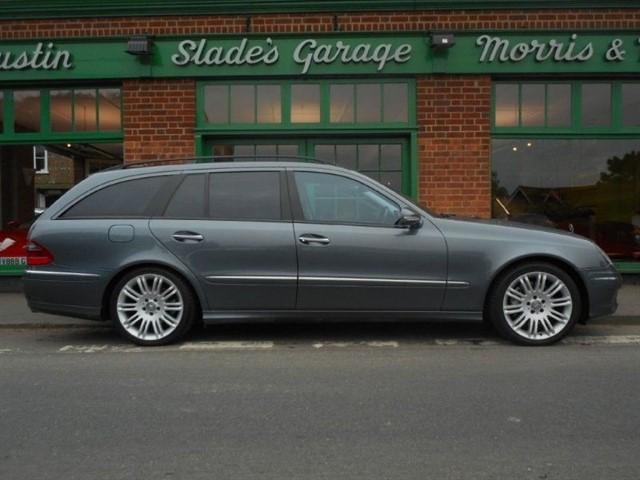 used Mercedes E280 CDI SPORT in penn-buckinghamshire