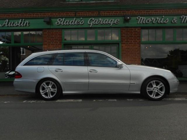 used Mercedes E280 Avantgarde Estate Auto 33,000 Miles, 1 Owner in penn-buckinghamshire