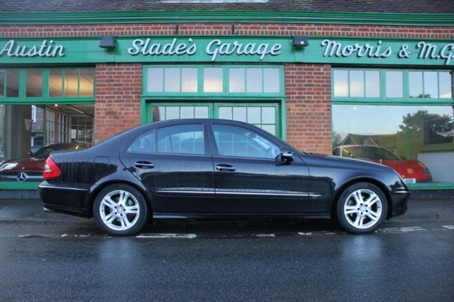 used Mercedes E280 Avantgarde 41,000 Miles 1 Owner in penn-buckinghamshire