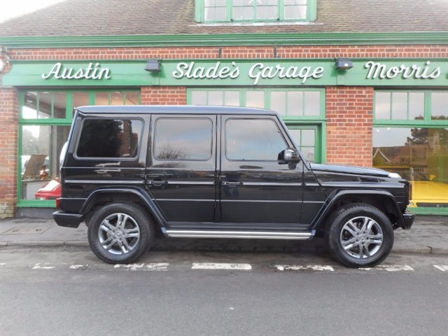 used Mercedes G350 BLUETEC in penn-buckinghamshire