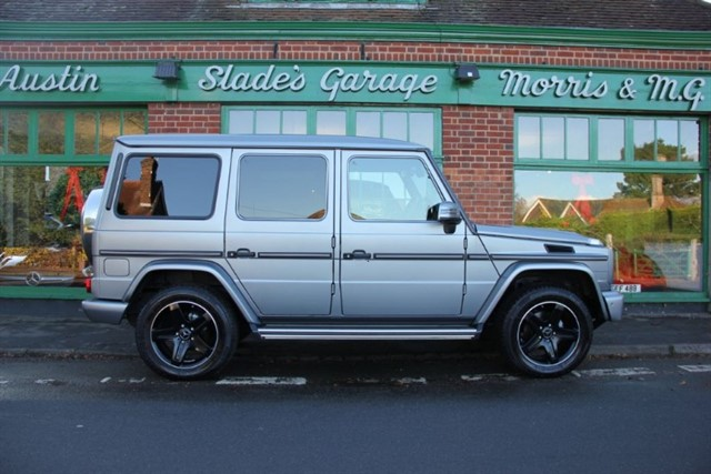 used Mercedes G350 G-CLASS D 4MATIC in penn-buckinghamshire
