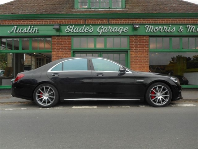 Mercedes S63L AMG for sale