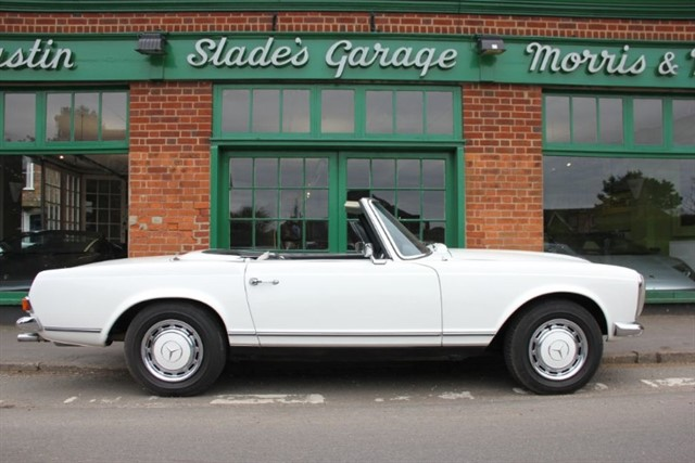 used Mercedes 280 SL Pagoda RHD in penn-buckinghamshire