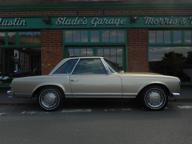 used Mercedes 250 SL Pagoda Automatic LHD in penn-buckinghamshire