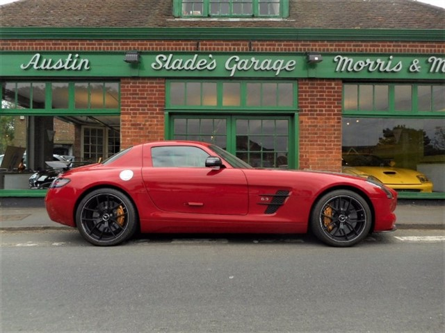 used Mercedes SLS SLS AMG GT FINAL EDITION in penn-buckinghamshire