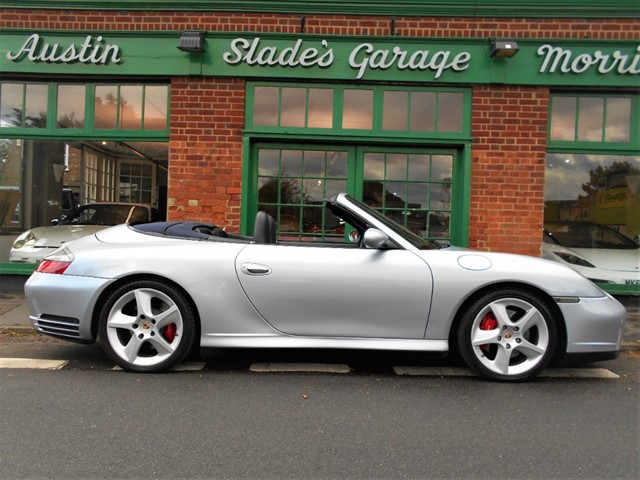 used Porsche 911 2005 C4S Cabriolet Manual in penn-buckinghamshire