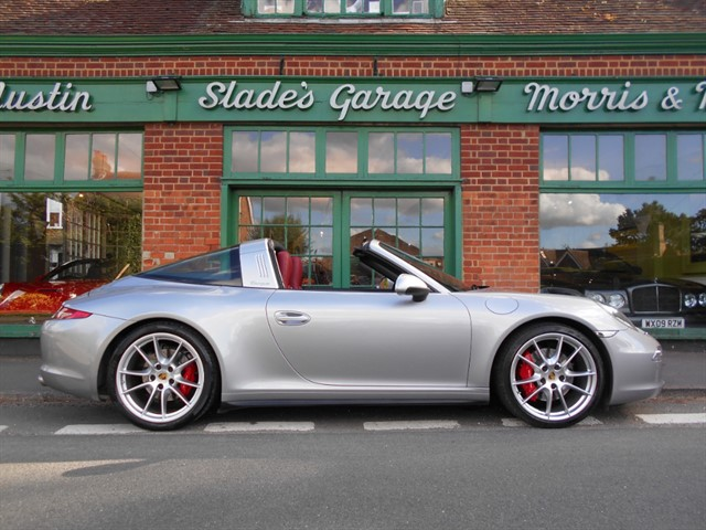 used Porsche 911 TARGA 4S PDK in penn-buckinghamshire