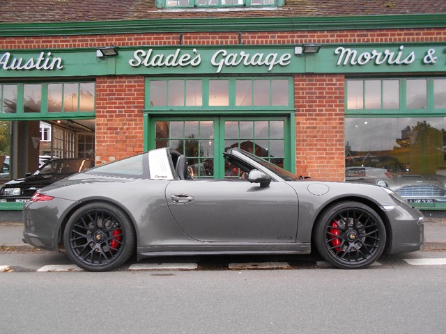 used Porsche 911 TARGA 4 GTS PDK in penn-buckinghamshire