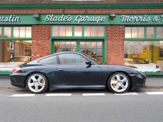 used Porsche 911 Carrera 4S Tiptronic S 17,000 Miles only DOR 2006 in penn-buckinghamshire