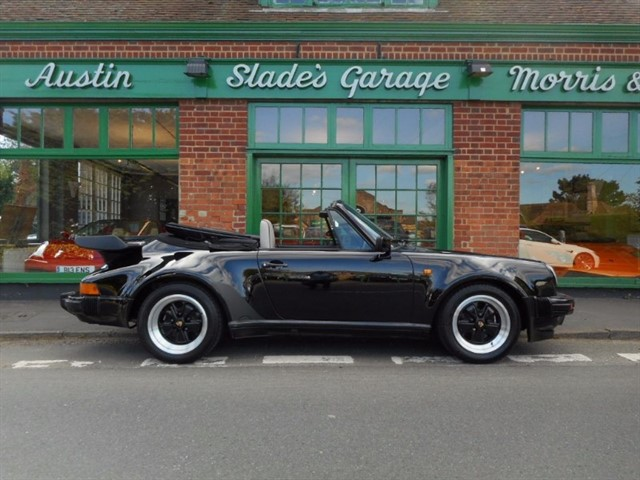 used Porsche 911 Carrera SuperSport 1989/F in penn-buckinghamshire