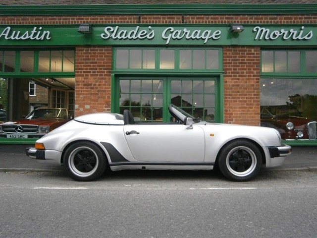 used Porsche 911 Speedster RHD 1989 G in penn-buckinghamshire