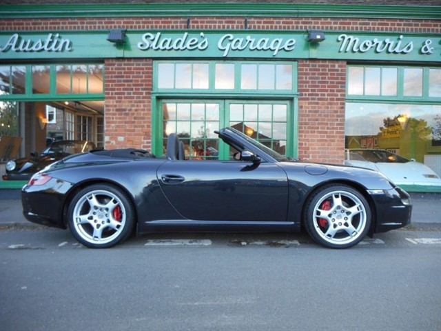 used Porsche 911 Carrera 2 S Tiptronic in penn-buckinghamshire