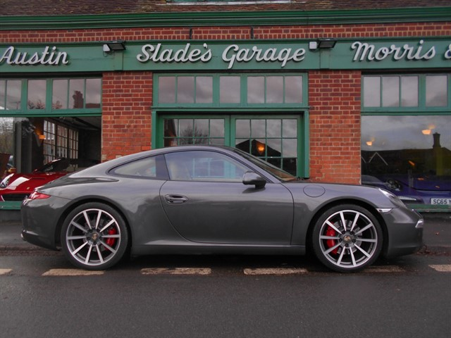 used Porsche 911 CARRERA S PDK 16k worth of options in penn-buckinghamshire