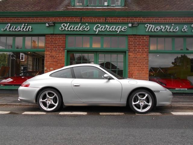 used Porsche 911 CARRERA 2 in penn-buckinghamshire