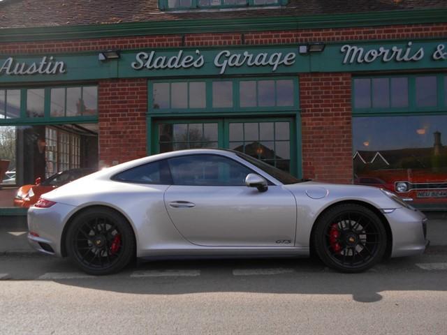 used Porsche 911 991 Carrera GTS PDK Fantastic Spec 22k of options in penn-buckinghamshire