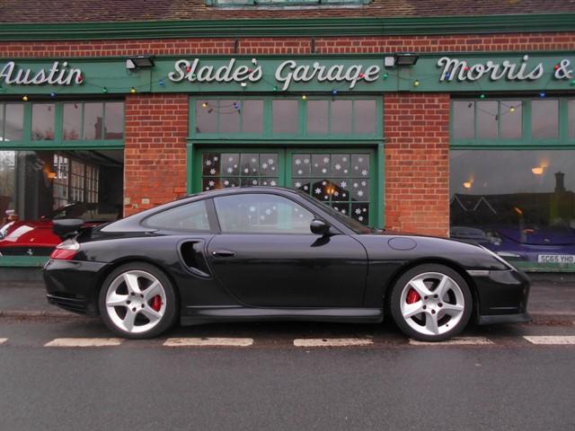 used Porsche 911 Turbo TIPTRONIC S in penn-buckinghamshire