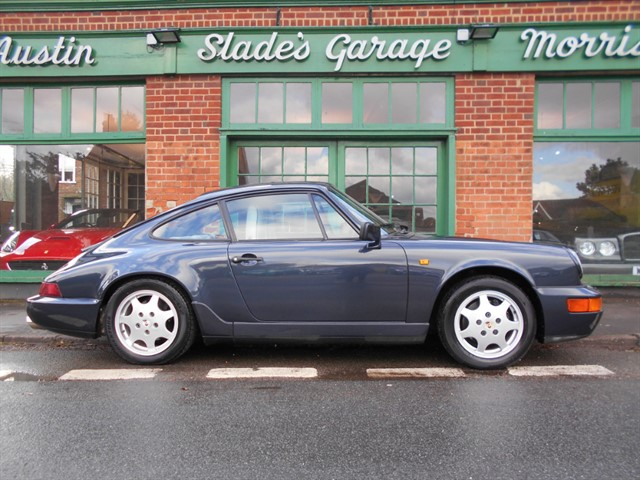 used Porsche 911 Carrera C2 Manual 964 in penn-buckinghamshire