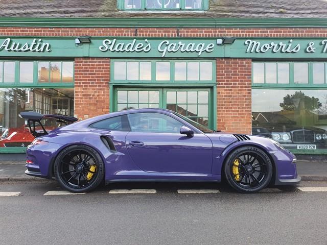 used Porsche 911 GT3 RS PDK in penn-buckinghamshire