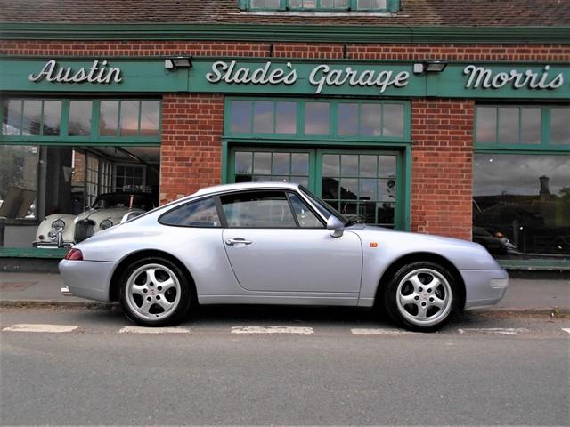 used Porsche 911 993 C2 Carrera Coupe Tiptronic in penn-buckinghamshire