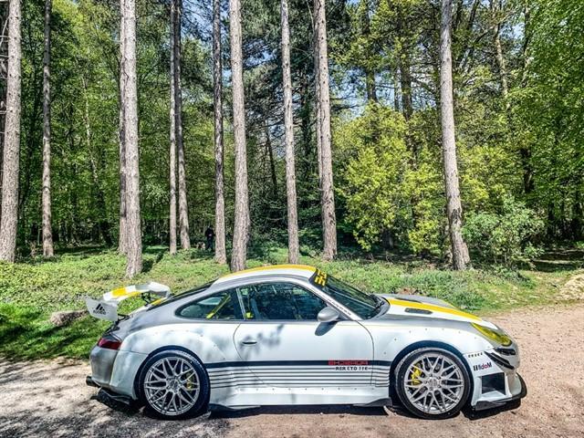 used Porsche 911 GT3 RSR Le Mans Recreation in penn-buckinghamshire