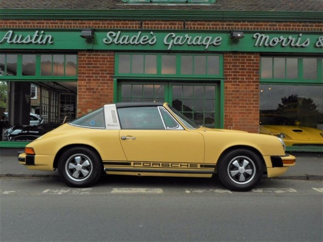 used Porsche 911 S Targa in penn-buckinghamshire