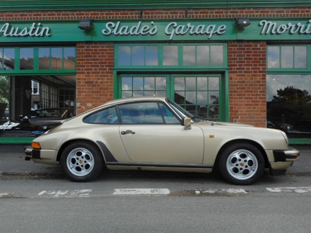 used Porsche 911 CARRERA in penn-buckinghamshire