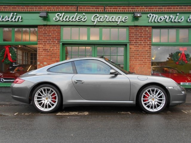 used Porsche 911 CARRERA 4S TIPTRONIC S in penn-buckinghamshire