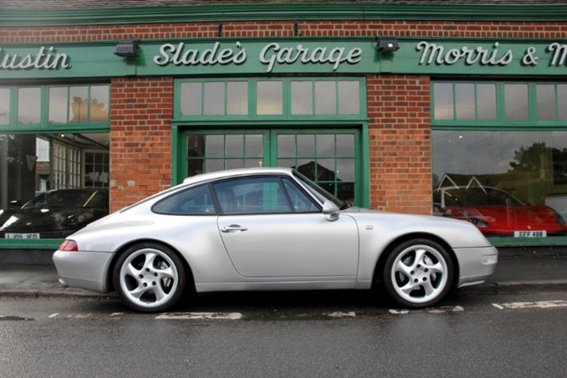 used Porsche 911  993 Carrera 4 Manual RHD in penn-buckinghamshire