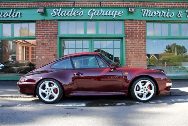 used Porsche 911 CARRERA 4 S in penn-buckinghamshire