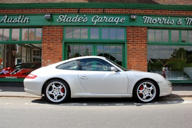 used Porsche 911 Carrera 2S Manual in penn-buckinghamshire