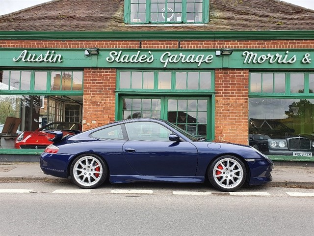 used Porsche 911 GT3  in penn-buckinghamshire