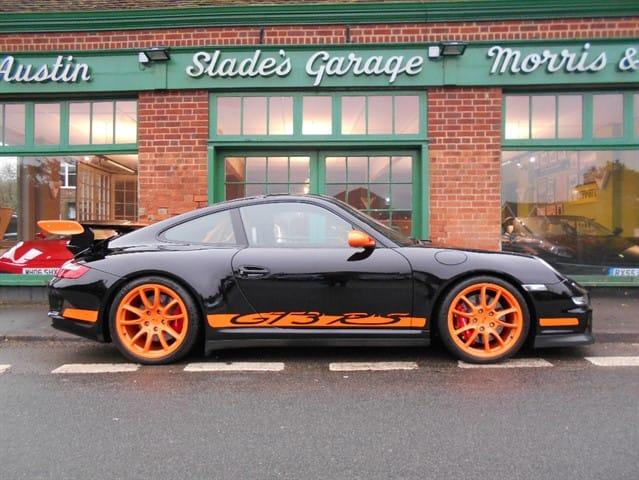 used Porsche 911 GT3 RS 997.1 in penn-buckinghamshire