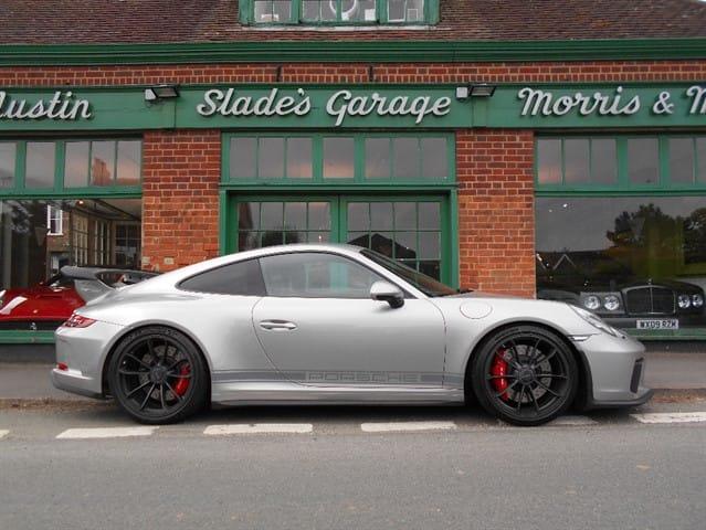 used Porsche 911 GT3 991.2 PDK in penn-buckinghamshire