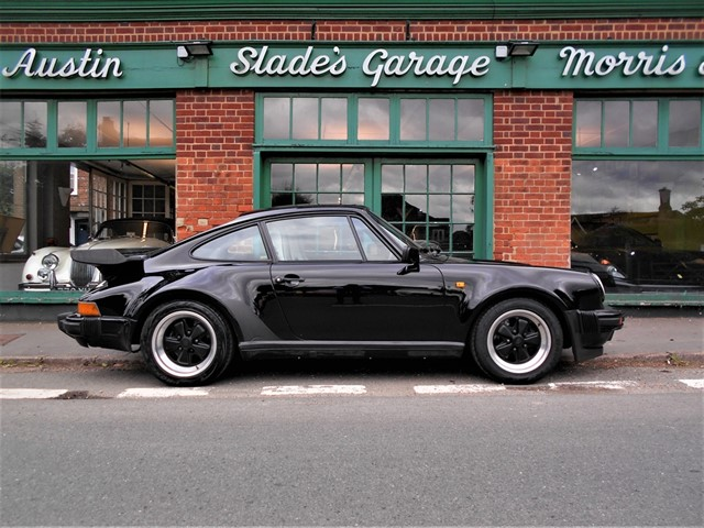 used Porsche 911 Turbo G50 Coupe in penn-buckinghamshire
