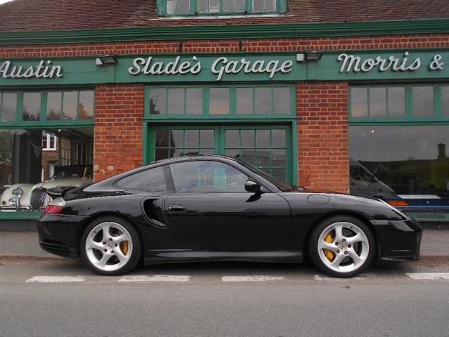 used Porsche 911 Turbo S 996 TIPTRONIC S in penn-buckinghamshire