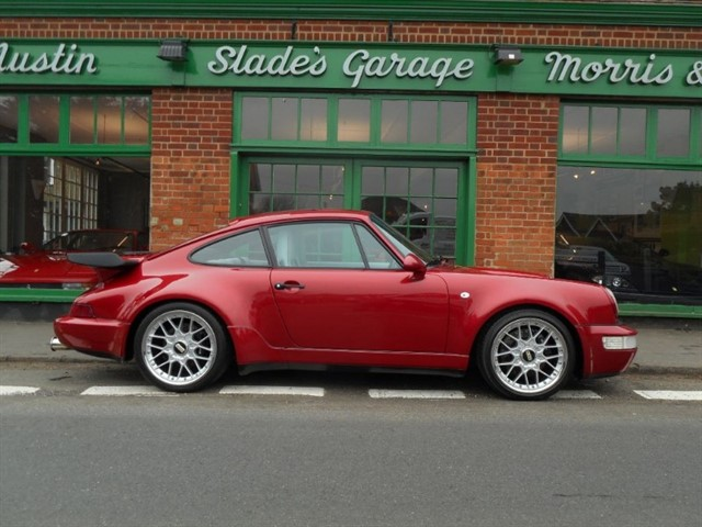 used Porsche 911 Turbo Coupe Turbo  in penn-buckinghamshire