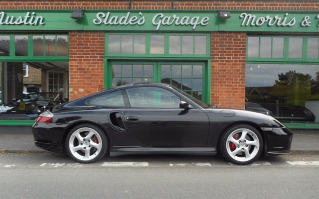 used Porsche 911 Turbo Coupe  in penn-buckinghamshire