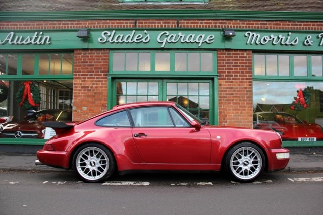 used Porsche 911 Turbo Coupe Manual  in penn-buckinghamshire