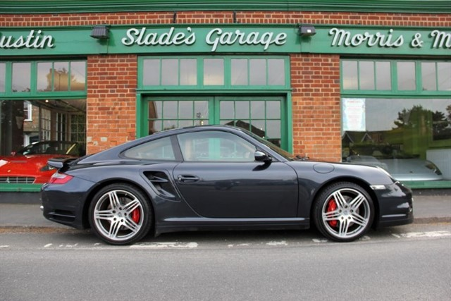 used Porsche 911 Turbo Manual in penn-buckinghamshire