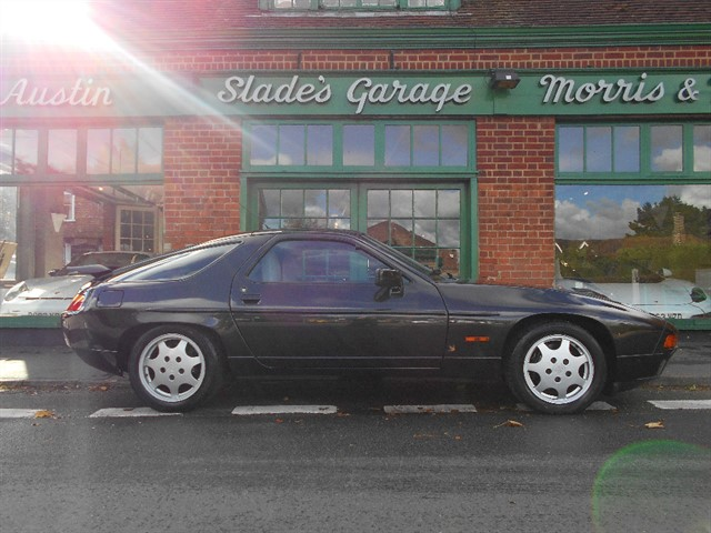 used Porsche 928 S4 Automatic LHD in penn-buckinghamshire