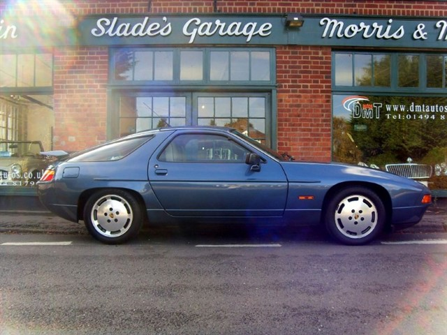 used Porsche 928 S4 Coupe in penn-buckinghamshire
