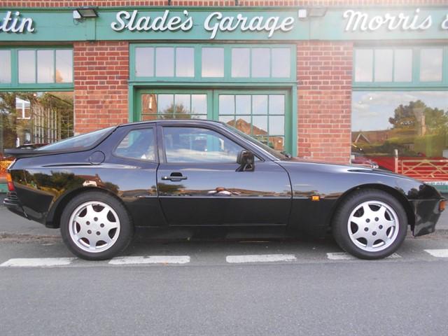 used Porsche 944 1 Owner 40,000 miles FSH in penn-buckinghamshire
