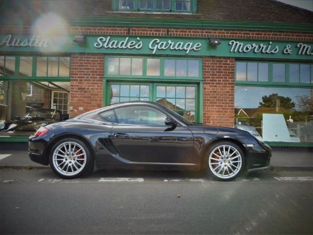 used Porsche Cayman 24V S in penn-buckinghamshire